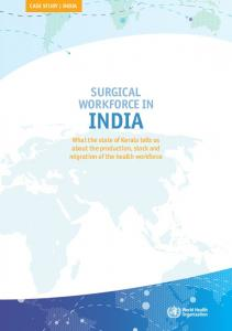 India - World Health Organization