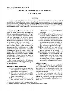 Indian J- Psychiat. (1990), 32(1), 69-71 A STUDY ... - Semantic Scholar