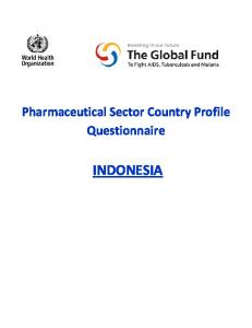 INDONESIA - World Health Organization