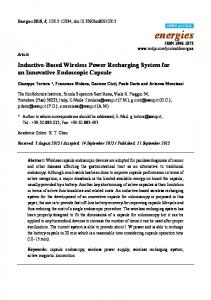 Inductive-Based Wireless Power Recharging ... - Semantic Scholar