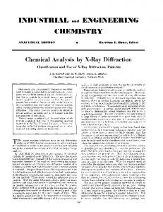 INDUSTRIAL and ENGINEERING CHEMISTRY