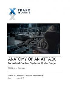 Industrial Control Systems - TRAPX Security