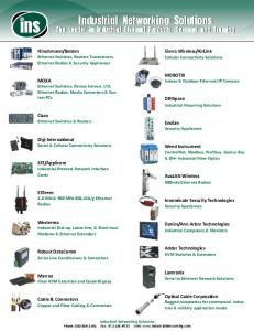 Industrial Networking Solutions Industrial Networking Solutions