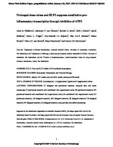 inflammatory transcription through inhibition of ATF2