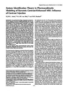 Influence of contrast injection - Wiley Online Library