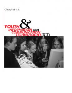 INFORMATION and COMMUNICATION TECHNOLOGIES(ICT)