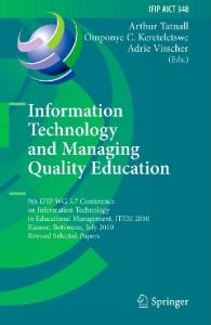 Information Technology and Managing Quality