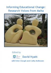 Informing Educational Change: Research Voices from ...