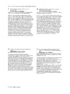 Inhibition of cytochrome c oxidase by nitrite and nitric ...