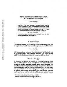 Inhomogeneous approximation by coprime integers