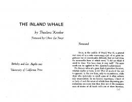 Inland Whale