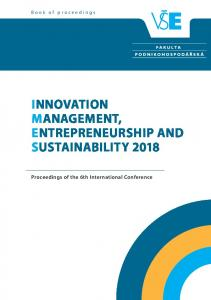 innovation management, entrepreneurship and
