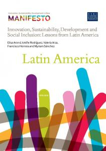 Innovation, Sustainability, Development and Social ... - STEPS Centre