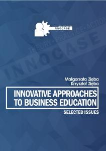 Innovative approaches to business education