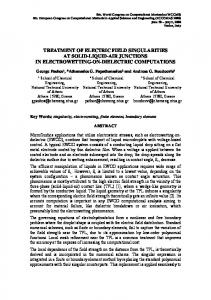 Instructions to Prepare the Abstract for the ...