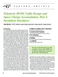 Insulation Interfaces - IEEE Xplore