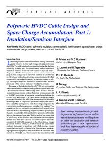 Insulation/Semicon Interface - IEEE Xplore