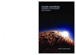 Insulin sensitivity