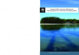 Integrated Water Resources Management Planning ...