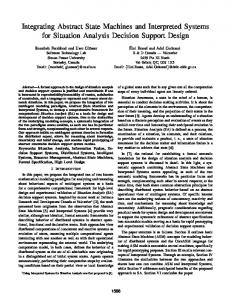 Integrating Abstract State Machines and Interpreted ... - CiteSeerX