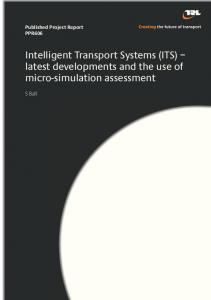Intelligent Transport Systems - TRL