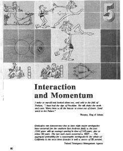 Interaction and Momentum - KSU Physics Education Research Group