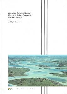 interaction between groundwater and surface systems