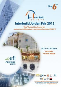 Interbuild Jordan Fair 2013 - Cepex