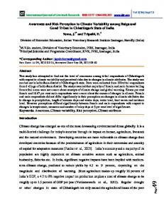 International Journal of Livestock Research ISSN 2277 ... - eJManager