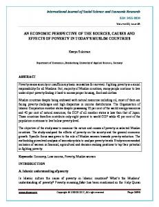 International Journal of Social Science and Economic