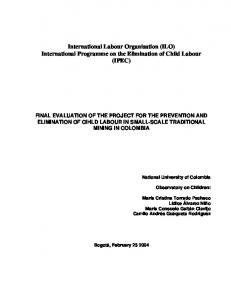 International Labour Organisation - International Labour Organization