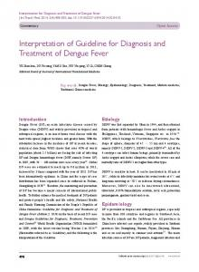 Interpretation of Guideline for Diagnosis and