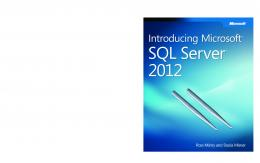 Introducing Microsoft SQL Server 2012 ebook - Downloads