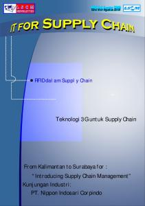 Introducing Supply Chain Management - Logistics & Supply Chain ...