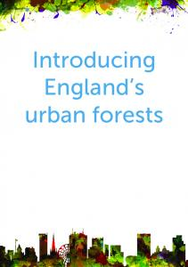 Introducing Urban Forest - Forestry Commission