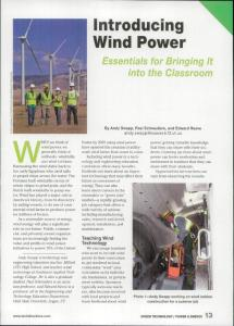 Introducing Wind Power