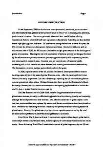 Introduction Page 1 EDITORS' INTRODUCTION In late ... - SSRN papers
