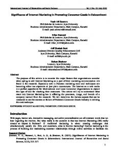 Introduction - SSRN papers