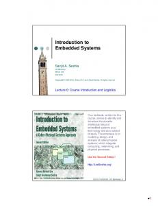 Introduction to Embedded Systems - Chess