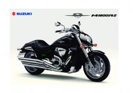 INTRUDER M1800R2 - Suzuki-MC