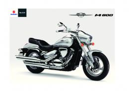 intruder m800 - global suzuki