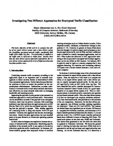 Investigating Two Different Approaches for ... - Semantic Scholar