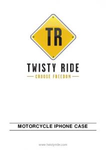 iPhone 3G & 4 - Motorcycle Holder