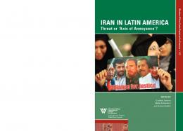 Iran In LaTIn amErIca - Woodrow Wilson International Center for ...