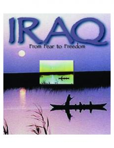 Iraq: From Fear to Freedom