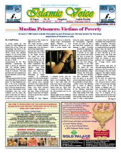 Islamic Voice July 2012 Issue