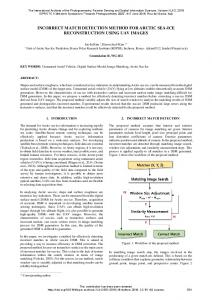 ISPRS TCII Fullpaper - ISPRS Archives