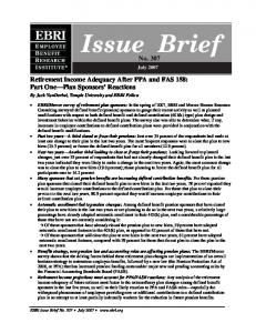 Issue Brief - SSRN papers