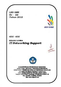 IT-Networking Supp Networking Support - WordPress.com