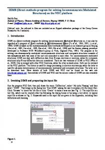 IUCr Computing Commission Newsletter - CCP14